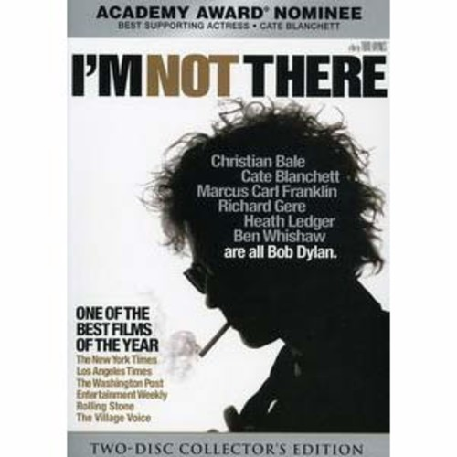 I'm Not There [WS] [2 Discs] WSE DD5.1/DD2