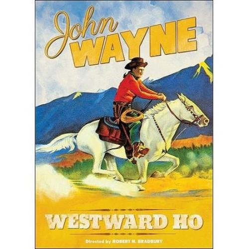 Westward Ho [DVD] [1935]
