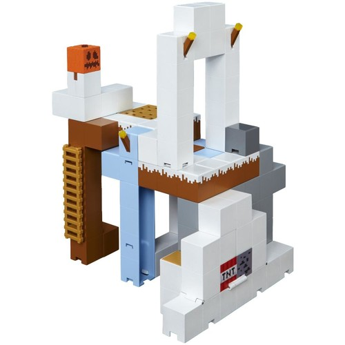 Minecraft Tundra Tower Expansion Playset