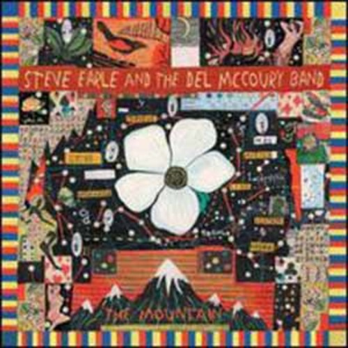 Steve Earle - Mountain (CD)