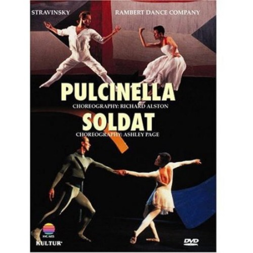 Pulcinella/Soldat (DVD) (Eng)