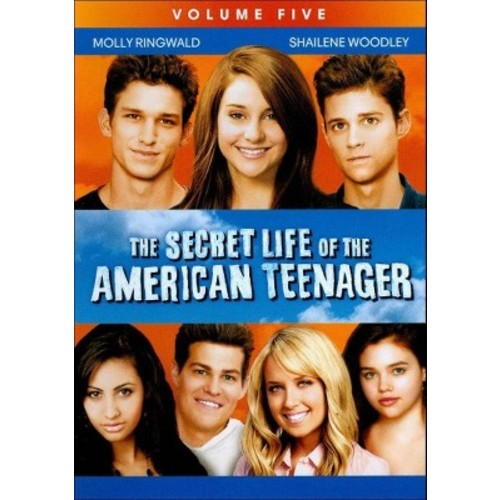 The Secret Life of the American Teenager, Vol. 5 [3 Discs]