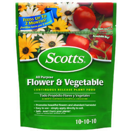 Scotts All Purpose Plant Food 3 Pound