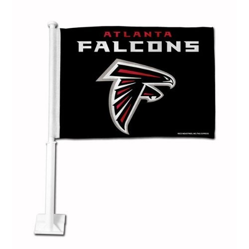 Rico Atlanta Falcons Car Flag