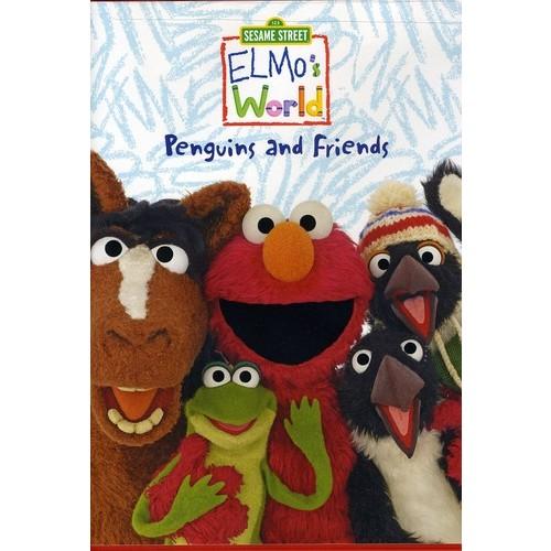 Sesame Street: Elmo's World: Penguins and Animal Friends