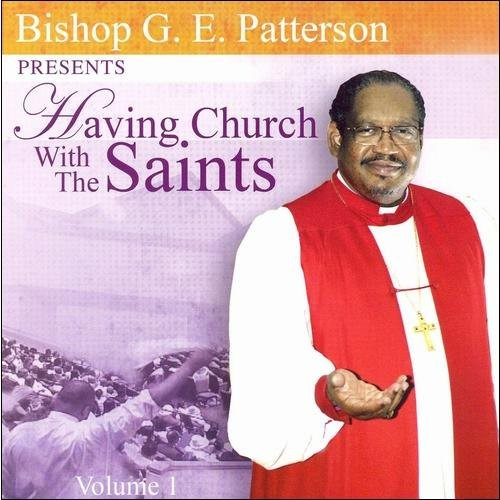 Having Church with the Saints [CD]