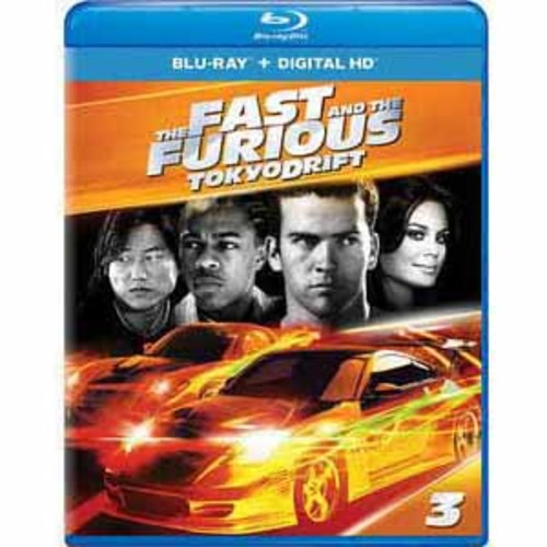The Fast And The Furious: Tokyo Drift [Blu-Ray] [Digital HD]
