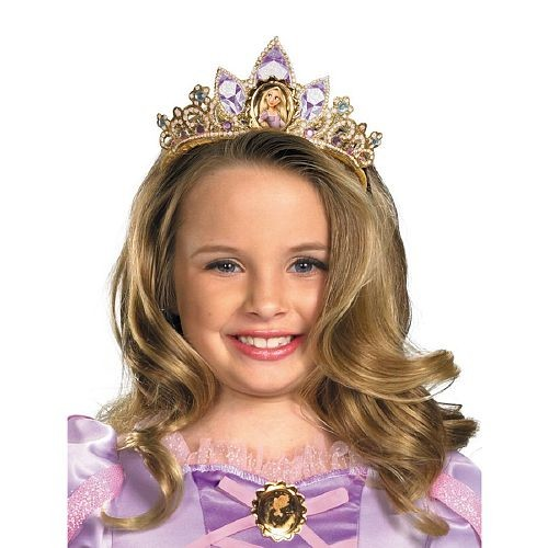 Disguise Costumes Child, Tangled Rapunzel Tiara, One-Size