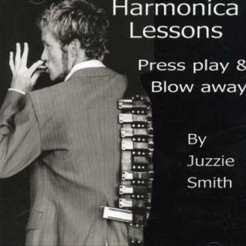 Harmonica Lessons: Press Play & Blow Away [CD]