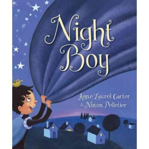 ORCA BOOK PUB Night Boy