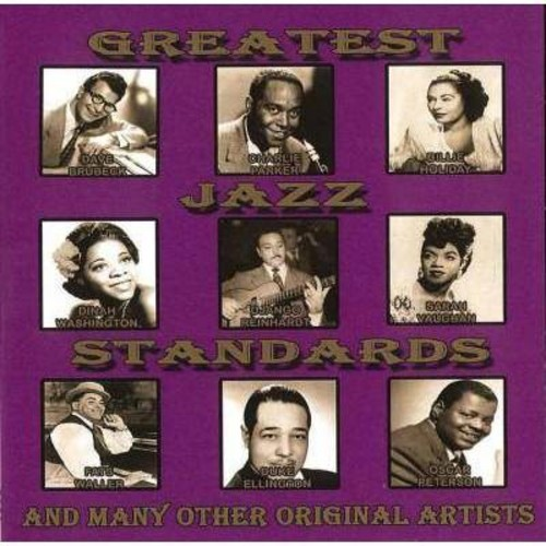 Greatest Jazz Standards [AAO Music]