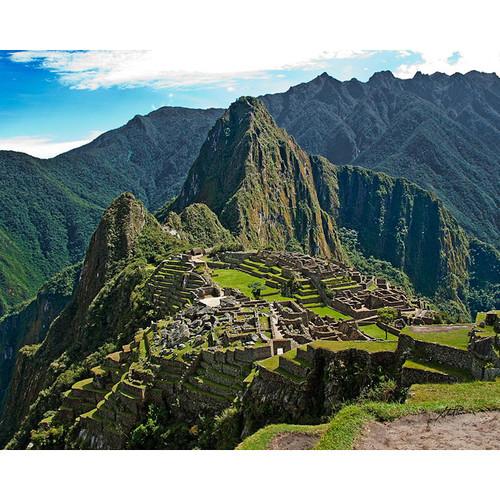 Stewart Parr 'Peru - Machu Picchu Main Village' Unframed Landscape Photo Print