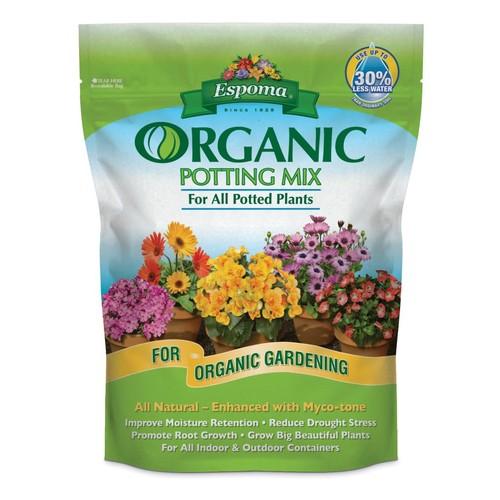 Espoma ESPAP16 Organic Potting Mix - 16 quart