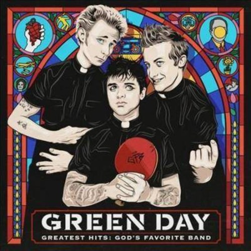 Green Day - Greatest Hits:God's Favorite Band (Vinyl)