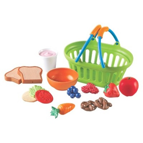 Learning Resources New Sprouts Healthy Lunch Basket