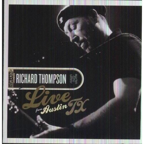 Live from Austin TX [CD & DVD]