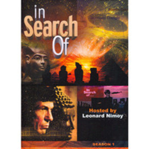 In Search Of: Season 1 (3 Discs) (dvd_video)