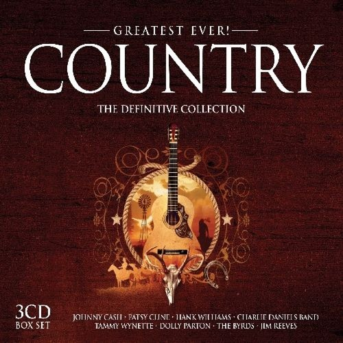Greatest Ever! Country [CD]