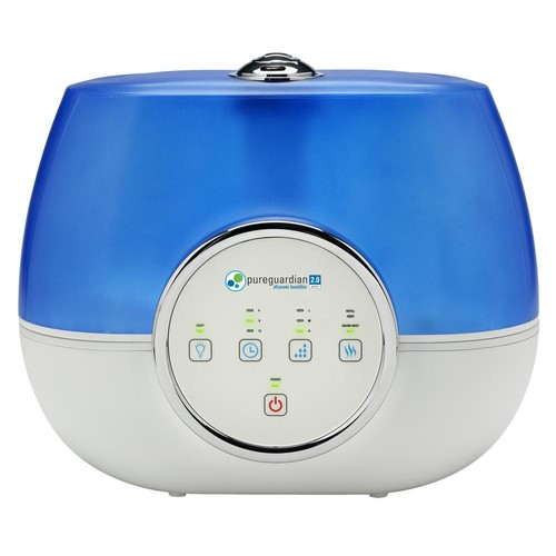 PureGuardian H4810 120-Hour Ultrasonic 2 Gal. Warm and Cool Mist Humidifier