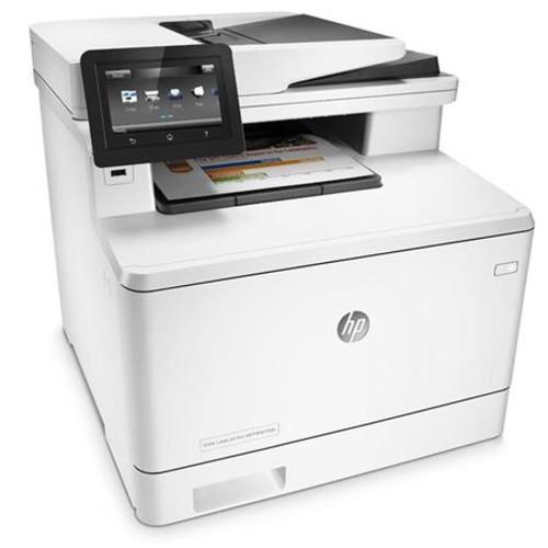 HP LaserJet Pro M477fdn Multifunction Printer - Print, Copy, Scan, Fax CF378A