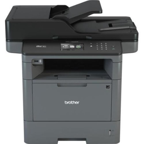 Brother MFC-L5800DW Laser Multifunction Printer - Monochrome - Plain Paper Print - Desktop - Copier/Fax/Printer/Scanner