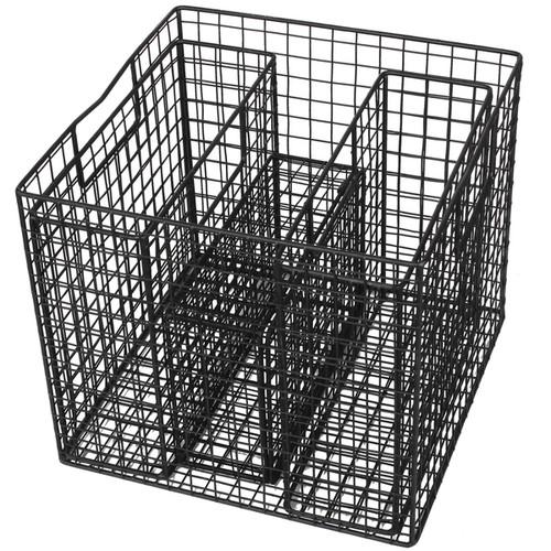 4-piece Set of Wire Baskets