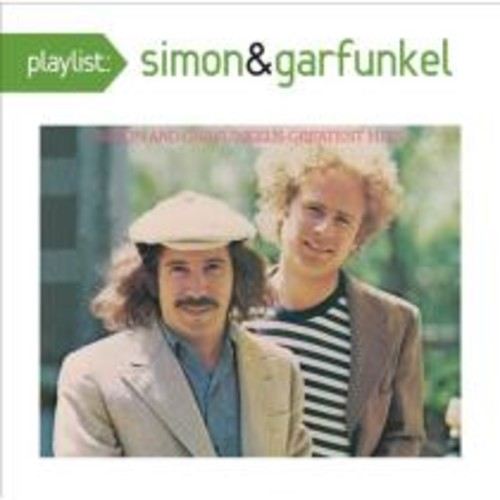 Playlist: The Very Best of Simon & Garfunkel - CD