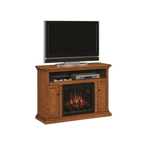 Classic Flame 23MM378-O103 Cannes Media Electric Fireplace