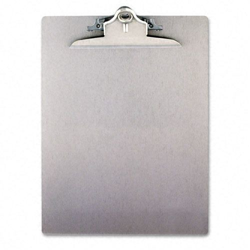 Saunders SAU22517 Recycled Aluminum Clipboard w/ High-Capacity Clip