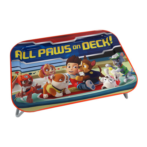 Paw Patrol Kids Snack and Play Tray