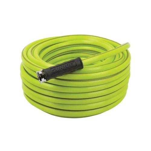Sun Joe Aqua Joe 5/8 in. Dia. x 75 ft. Heavy Duty, Kink-resistant, Lightweight Garden Hose, Lead-free, BPA-free