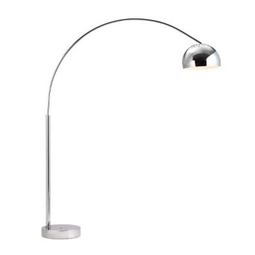 Zuo 50019 Galactic Floor Lamp, Chrome