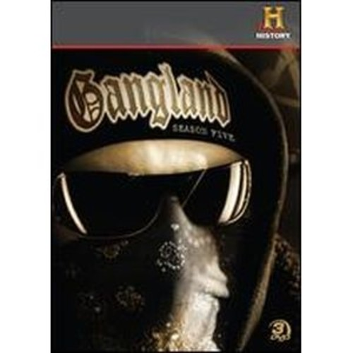 Gangland: Season Five [3 Discs]