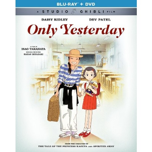 Only Yesterday (Blu-ray/DVD)
