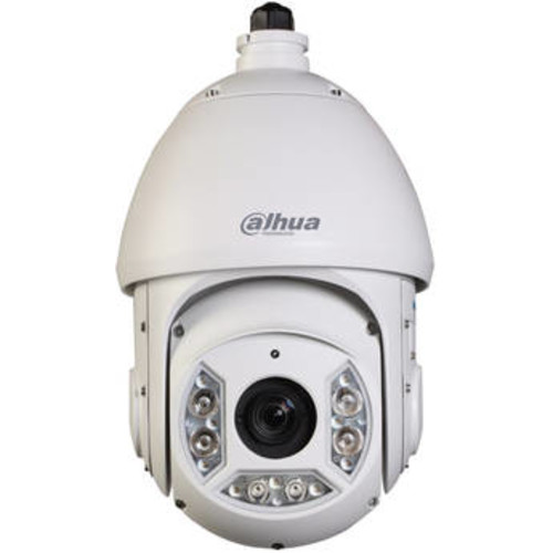 Pro Series 2MP Outdoor PTZ Network Dome Camera with Night Vision and IVS
