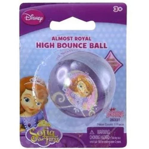 Disney Sofia The First High Bounce Ball