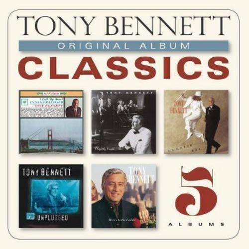 Tony bennett - Original album classics (CD)