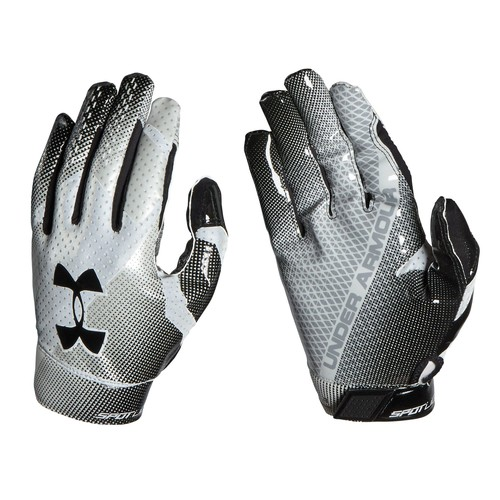 Under Armour Adult Spotlight Pro Receiver Gloves 2018