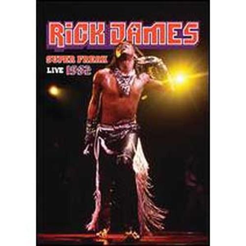Rick James: Superfreak Live 1982