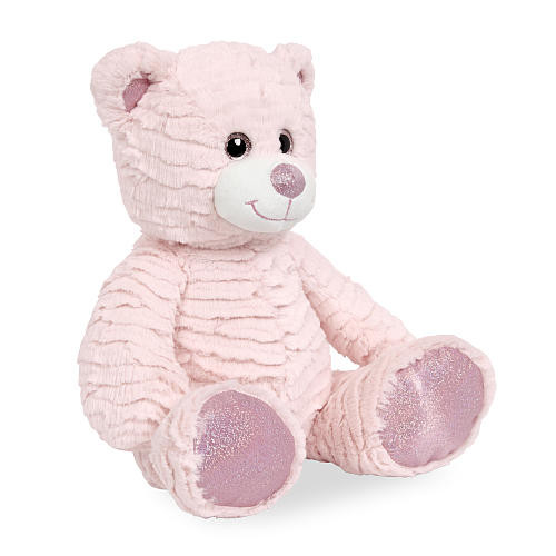 Animal Alley 12 inch Stuffed Teddy Bear - Light Pink