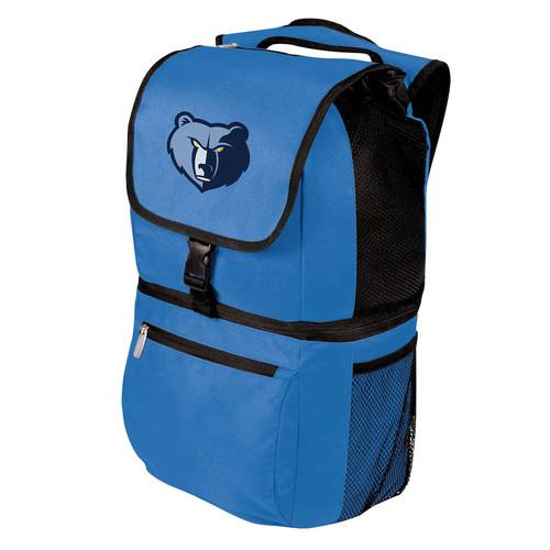 Picnic Time Memphis Grizzlies Zuma Cooler Backpack (Blue)