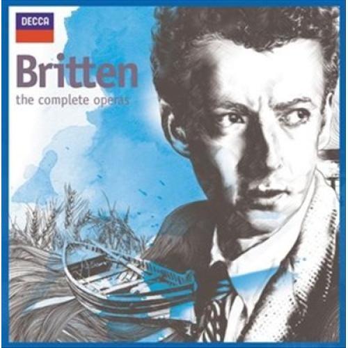 Britten: The Complete Operas [CD]