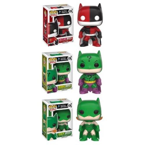 Funko - ImPOPster Heroes Collectors Set POP! Vinyl Figures