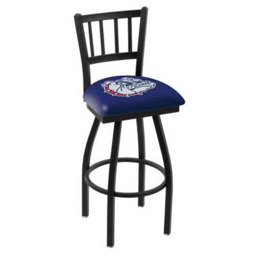 Holland Bar Stool NCAA 44'' Swivel Bar Stool; Gonzaga Bulldogs