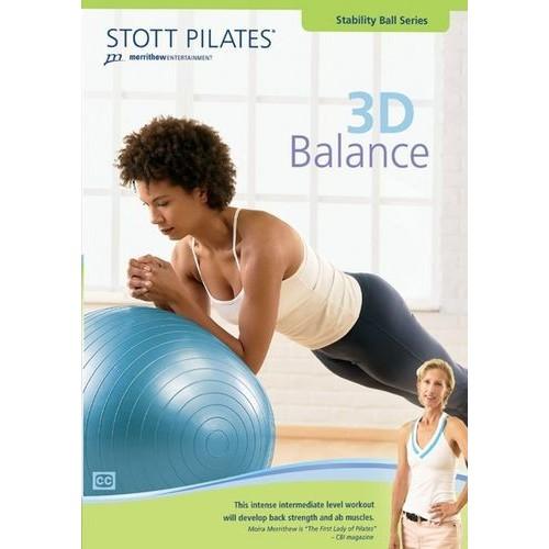 Stott Pilates: 3-D Balance [DVD] [2007]
