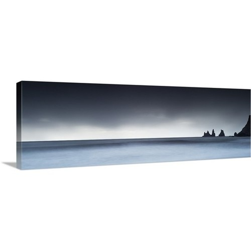 Premium Thick-Wrap Canvas entitled Iceland