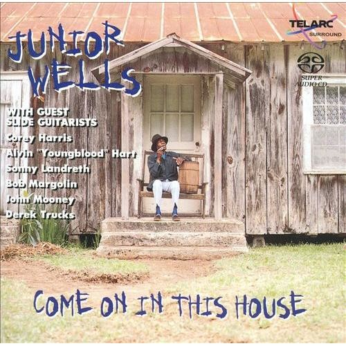 Come on in This House [CD]