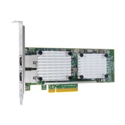 QLogic QLE3442-RJ - Network adapter - PCIe 3.0 x8 low profile - 10GBase-T x 2