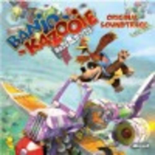 Banjo Kazooie: Nuts & Bolts - CD - Original Soundtrack