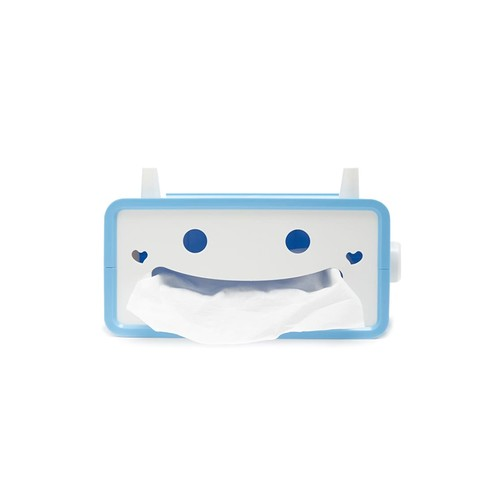 Smile Face Tissue Box